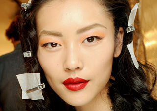 Best red lipstick for asian with