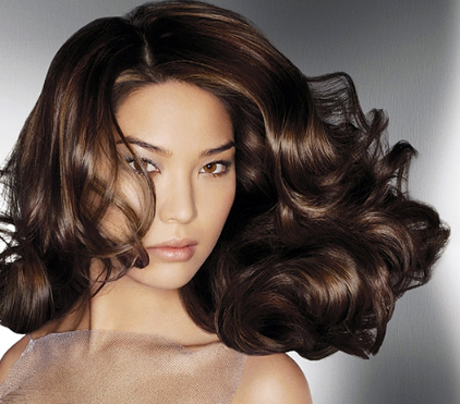 Asian hair volume